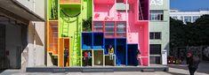 Бюро mvrdv х (Ш)дом эго-это стекируемые отель решении эгоистической природы городах