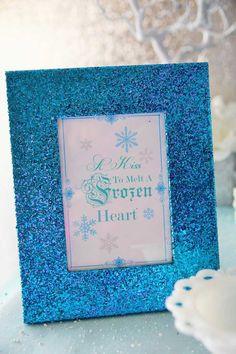 Frozen Wonderland Birthday Party via Kara's Party Ideas KarasPartyIdeas.com Tutorials, recipes, supplies, cake, favors, and more! #frozen #frozenparty #winterwonderland #frozenwonderland #frozenpartydecor #psrtyplanning (32)
