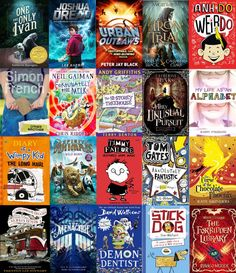 Younger Readers' Covers  2015