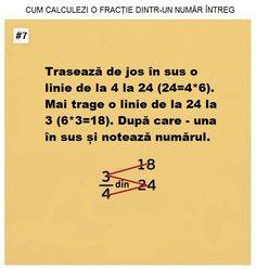 Află 7 trucuri elementare ca să rezolvi ușor cele mai frecvente calcule de care ai nevoie în viață! ⋆ Mai, Movie Posters, Calculus, Simple Lines, Geometry, Film Poster, Billboard, Film Posters