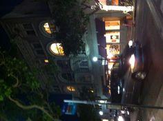 Monterey Hotel // downtown Monterey built in 1900s