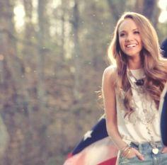 danielle bradbery young in america music video - Google Search