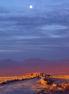 San Pedro de Atacama, northern Chile. Darkest and clearest place on Earth.