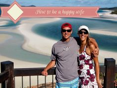 How to be a happy wife - Great post from Caroline Makepeace of Mojito Mother!