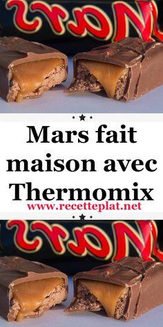Toblerone avec Thermomix - New ideas Unique Desserts, Fancy Desserts, Sweet Desserts, Dessert Recipes, Toblerone, Cooking Chef, Easy Cooking, Dessert Thermomix, Food Hacks