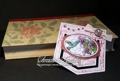 Claudia's Karteria Decorative Boxes, Blog, Cute, Crafts, Boxes, Bricolage, Handmade, Creative, Manualidades