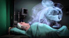Джи - невезучая Смерть и Дальнобойщик  Смешной мульт про смерть (Dji. De...