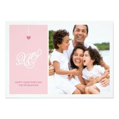 So Sweet | Valentine's Day Photo Card Custom Invitations