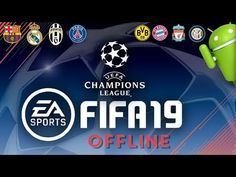 FIFA19 Offline UEFA Champions League APK Download – Apk Mod Game Android Mobile Games, Best Android Games, Fifa Games, Soccer Games, Ronaldo, 2012 Games, Cell Phone Game, Soccer Fifa, Offline Games