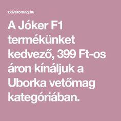 A Jóker F1 termékünket kedvező, 399 Ft-os áron kínáljuk a Uborka vetőmag kategóriában. Red Peppers