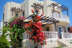 'Agate Villa 8' 4 Bed Villa Holiday in #Turquoise Resort, #Lake Tuzla, #Turkey