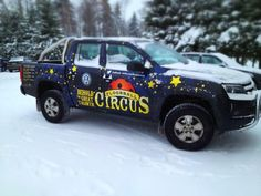Floorball Circus Pick-Up Monster Trucks, Vehicles, Car, Automobile, Autos, Cars, Vehicle, Tools