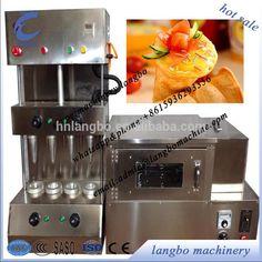 Factory price pizza cone machine/pizza cone oven/pizza cone vending machines for sale