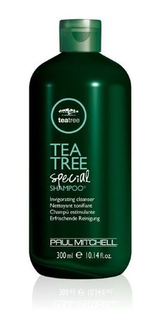 Special ingredients and tea tree oil rid hair of impurities and leave hair full of vitality and luster. The refreshing tingle wakes up weary hair and spirits.