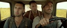 George Clooney, John Turturro, and Tim Blake Nelson in O Brother, Where Art Thou? (2000) Brother Where Art Thou, John Turturro, Call Of Cthulhu, Important People, George Clooney, Movie Photo, Event Photos, Behind The Scenes, Actors