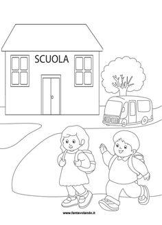 Disegno di patatine da colorare educazione alimentare for Schede didattiche scuola dell infanzia da stampare natale