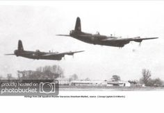 Short Stirling Photo Collection - Page 18 - Short Stirling & RAF Bomber Command Forum Lancaster Bomber, Warrant Officer, Horsham, Ww2 Planes, Peaceful Life, Ww2 Aircraft, Nose Art, Royal Air Force, Stirling