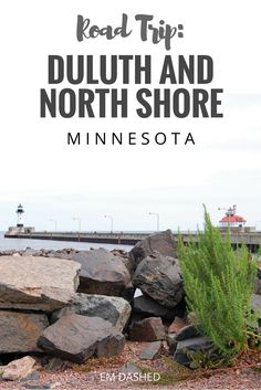 Explore charming Duluth, Gooseberry Falls State Park, the mighty Lake Superior, and more on a road trip to Minnesota's North Shore. Midwest | United States | USA
