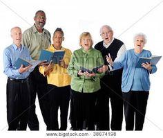 Coro Terapêutico - Promovendo Qualidade de Vida ao Idoso ~ Música & Saúde
