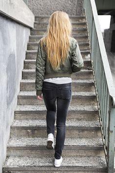 30% off I dig denim Womens Luke Jacket - Jelly Door - www.jellydoor.com.au