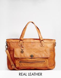 Pieces Leather Travel Bag