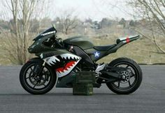 custom ninja 300 - Google Search