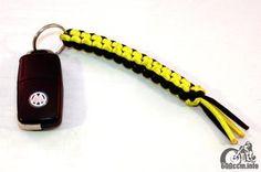 Noch ein Schlüsselanhänger (Lanyard) aus Paracord 550
