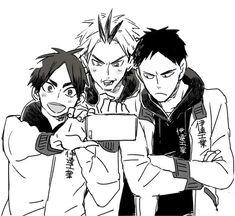 Karasuno, Haikyuu Anime, Kageyama, Volleyball, Random Stuff, Doodles, Drawing, Book, Cute