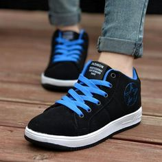 High Shoes Men Shoes Spring/autumn Breathable Casual Shoes