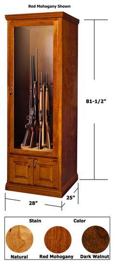 Quality Rotary Gun Racks, Quality Pistol Racks   Gun Cabinet   Rotary