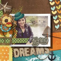 Kit Camping for Fishing by Patricia Araujo  @Pati Araujo Arte e Designer    http://patiaraujo.com/store/index.php?main_page=advanced_search_result_in_description=1=camping