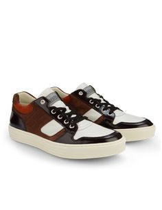 HOGANREBEL Men s Spring - Summer 2013  collection  leather and suede   sneakers. e6c69969a89
