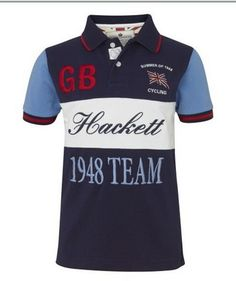 35d612a9f6e Hackett sale gb 1948 team polo shirt hackett 31 skyblue lauren home