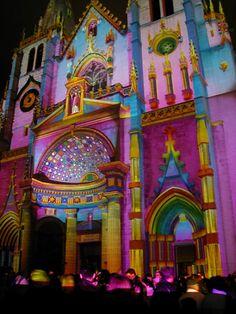 Eglise saint-nizier Lyon France