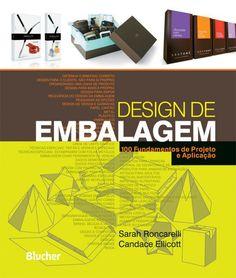 Capa do livro Design de Embalagem