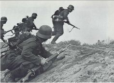 German Assault section