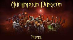 Warlords of Draenor - Auchindoun Normal