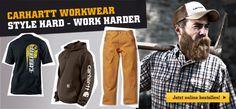 #carhartt workwear power bei genxtreme kaufen