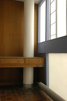 La Casa Curutchet, en detalle y bien de cerca - Una serie de imágenes del fotógrafo Hernán Rojas captura el sello del arquitecto Amancio Willliams en la única obra de Le Corbusier en Latinoamérica #galeriadefotos