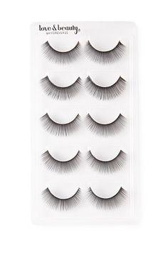 00483086a90 5Pairs/Set Professinal Black Natural Long Fake Eye Lashes Handmade ...