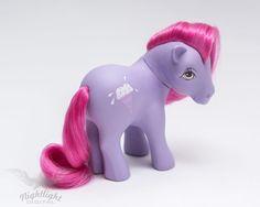 My Little Pony Vintage Mail Order Sweet Scoops VHTF Near Mint | eBay
