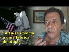 """TERRA PLANA - A """"Falsa Ciência"""" é uma fábrica de ateus."""