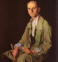 Ignacio Zuloaga - El escultor Beobide