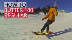 Learn how to butter 180 on a snowboard with snowboard pro camp. iRide has collections of snowboard tutorials to help you improve. iRide ski & snowboard app