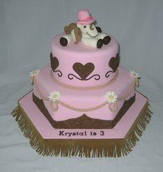 Cowgirl birthday party ideas
