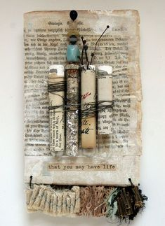 paper collage by valerie roybal almost suface design like
