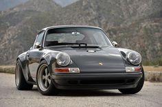 Cool Porsche 2017: The Latest Custom Porsche From Singer Design Is Pretty Much Perfect   Airows... Porsche design