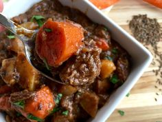 Guinness Stew - This