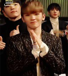 Woozi is soo cute omggggg ❤❤