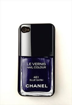 Need a new iPhone Case? Chanel iPhone Case